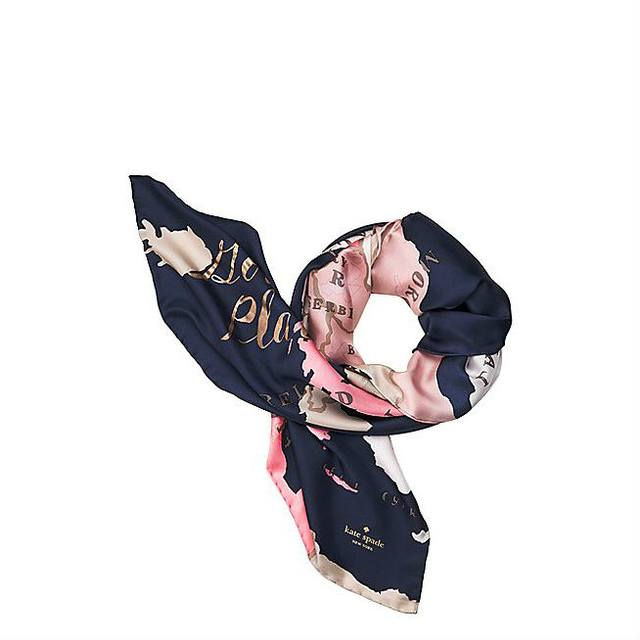 Going places silk square scarf endource going places silk square scarf sciox Image collections