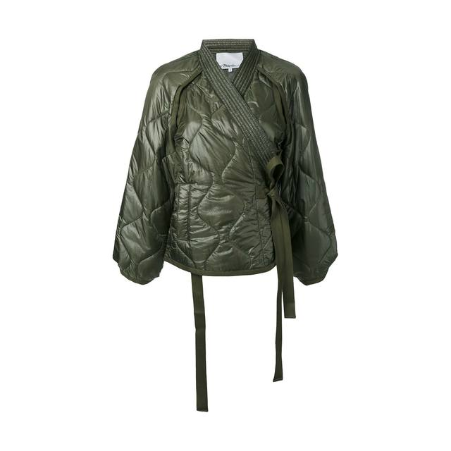 Quilted Kimono Jacket | Endource : quilted kimono jacket - Adamdwight.com