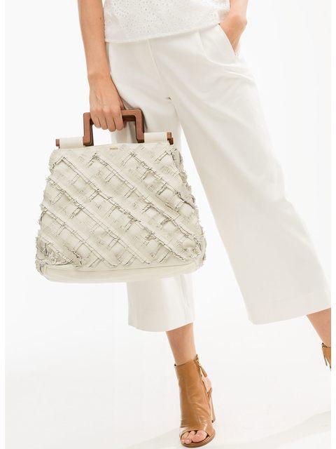 38e1df814 Fringed Shopper Bag   Endource
