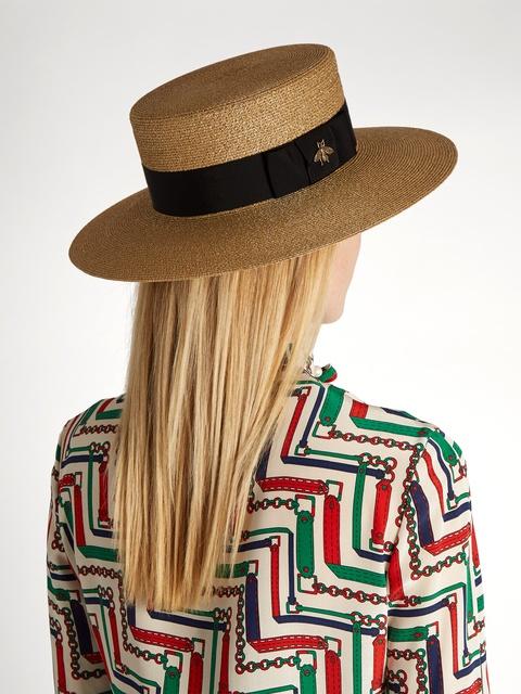 92e8a3b0f6c41 Straw Boater Hat