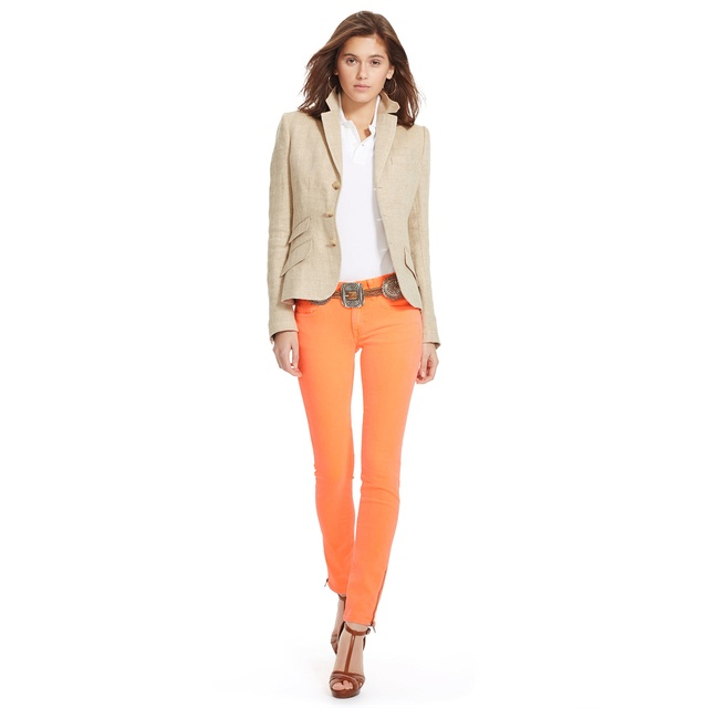 Tompkins Cropped Skinny Jeans | Endource