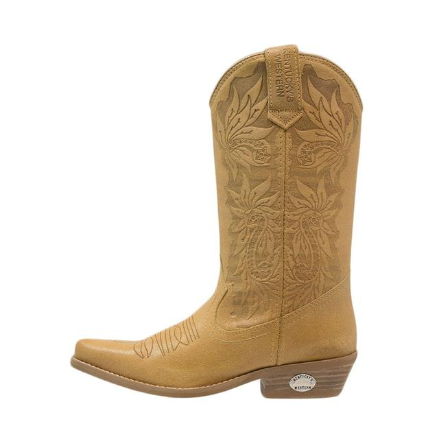 On Clearance bottom price 2019 clearance sale Leather Cowboy Boots