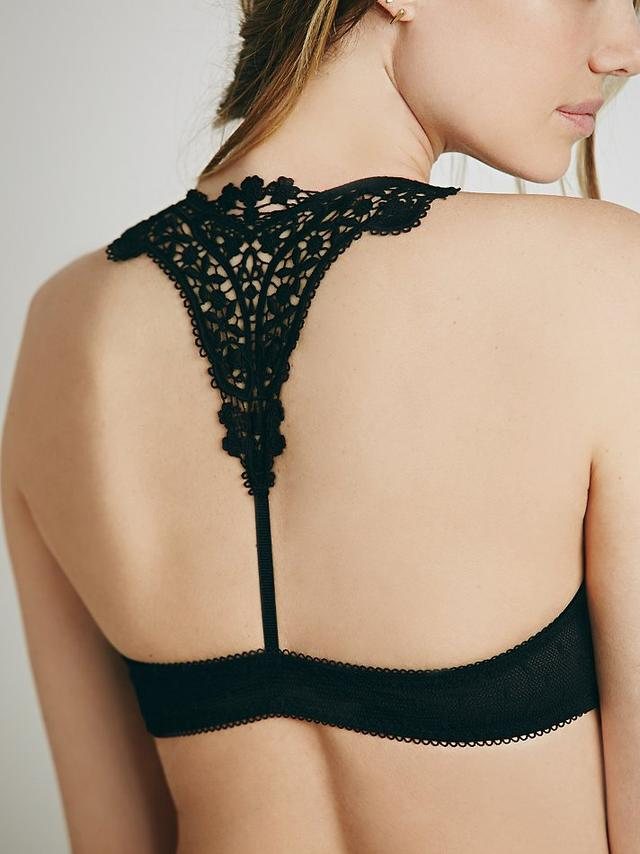 Bra Fancy Fancy Back Bra by Free People