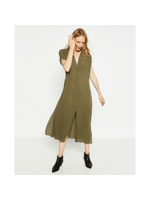 8a333eb0 Long Tunic with Slits | Endource