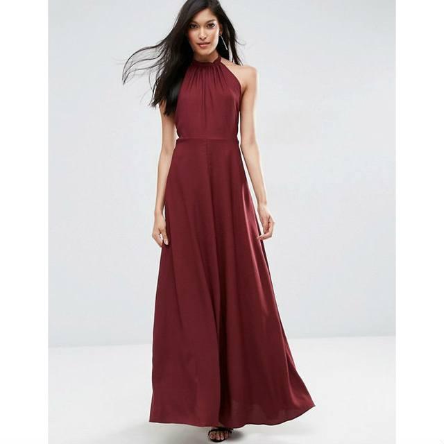 4601d613858 Open Back Maxi Dress | Endource