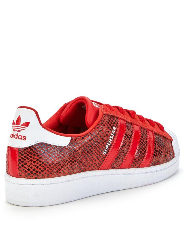 Adidas Snakeskin Trainers Snakeskin Superstar Trainers