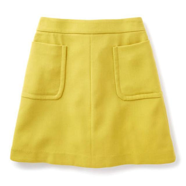 Julia Patch Pocket Skirt | Endource