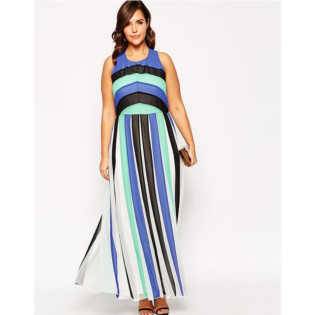 ASOS Curve Striped Dress | Endource