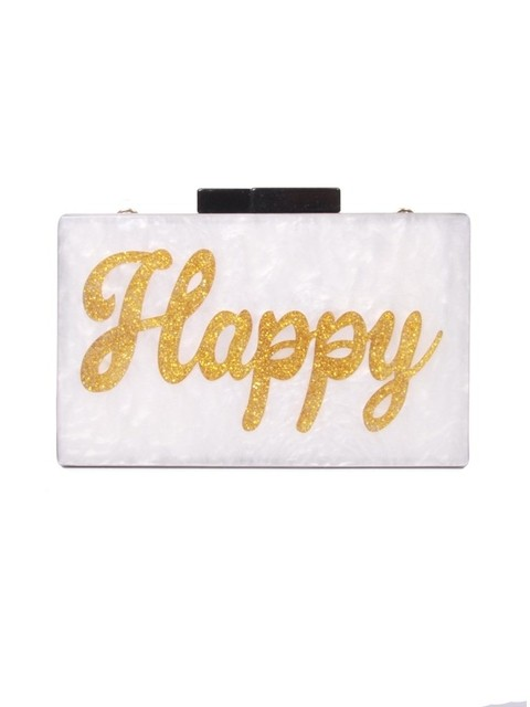 Happy Clutch Bag   Endource c60dd501dd
