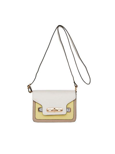 665ec85a75 Mini Colour Block Cross-Body Bag