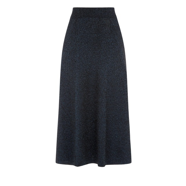 Sparkle Midi Skirt | Endource