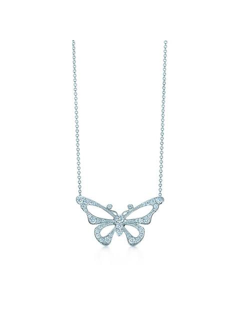 3831f237a Tiffany Enchant Butterfly Pendant | Endource