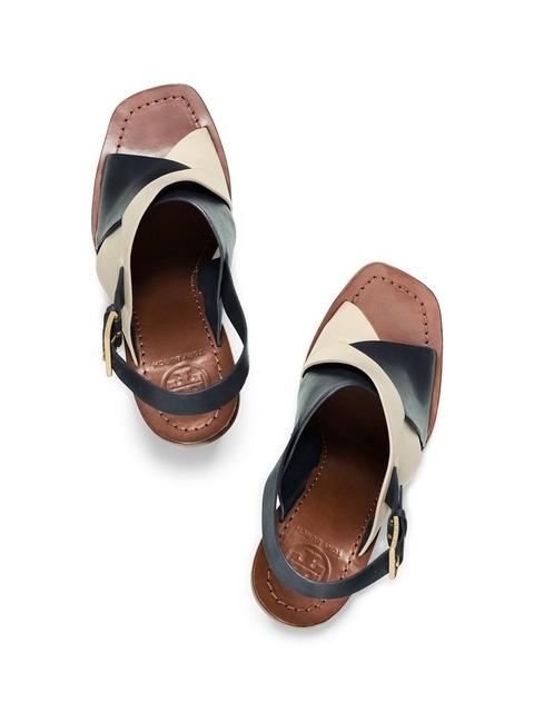 884410018870 Bleecker Slingback Sandals