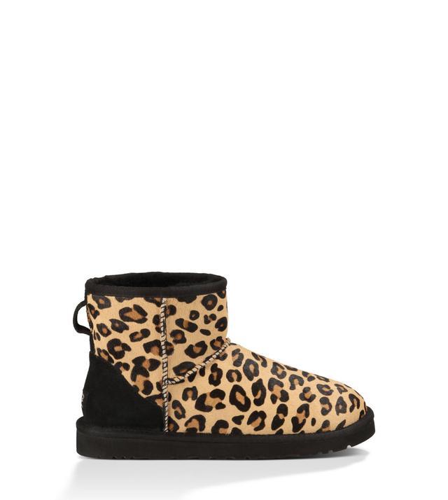 Classic Mini Leopard Print Boots Endource