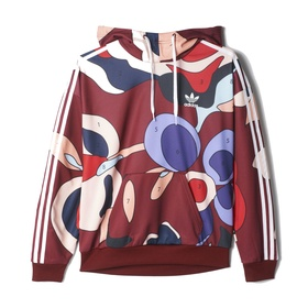 Hooded Sweatshirt by Adidas Originals by Rita Ora