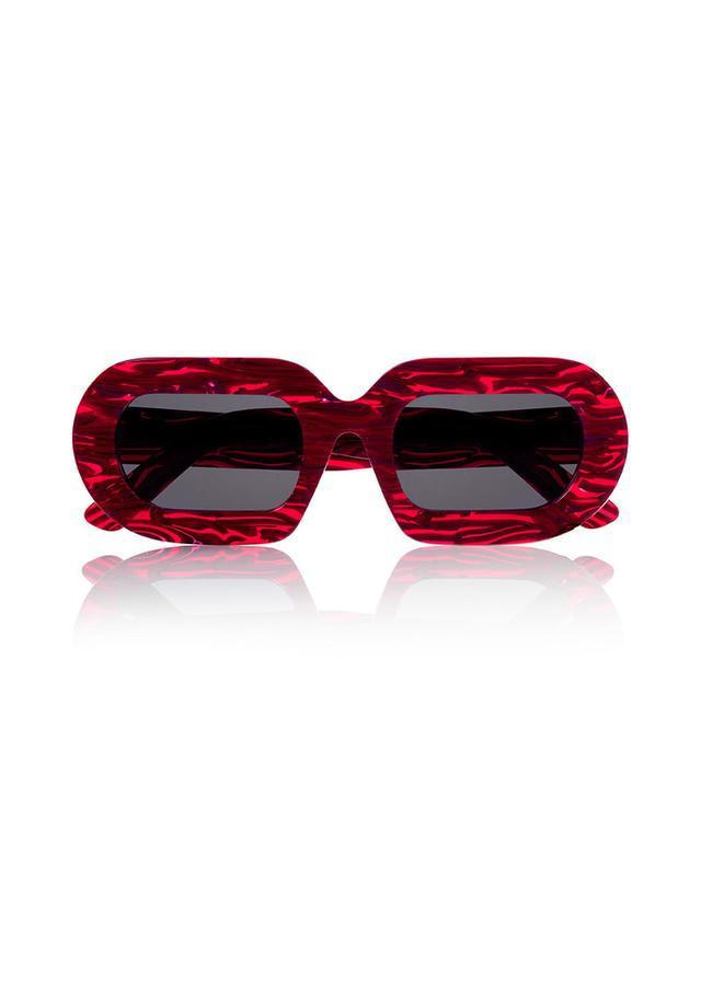 540d7e6a1265 Eggy Marble Sunglasses