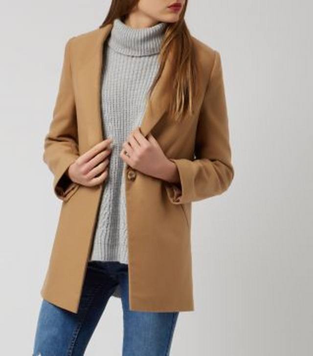 Boyfriend Coat | Endource