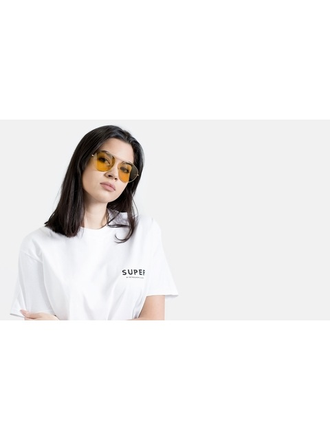 e86385647b6 Léon Yellow Sunglasses