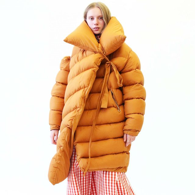 Long Puffa Jacket Endource