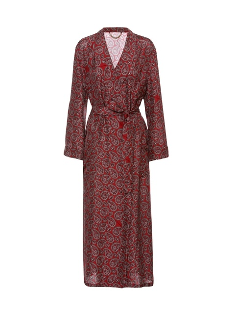 Silk Dressing Gown | Endource
