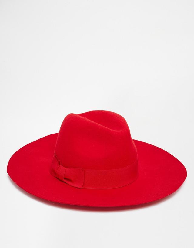 Wide Brim Fedora Hat  8b0033c06266
