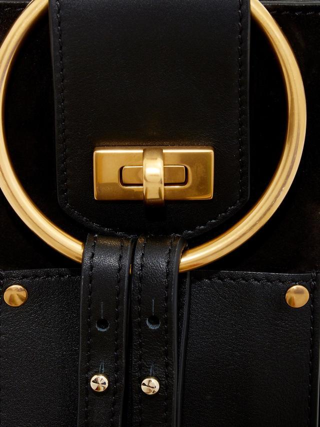 Jane Mini Leather Cross-body Bag | Endource