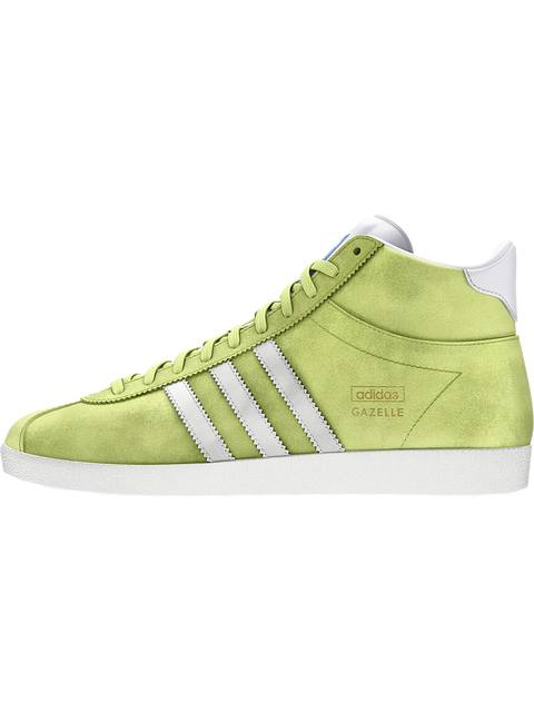 brand new ba28a 55ccc Gazelle OG Mid Shoes  Endource