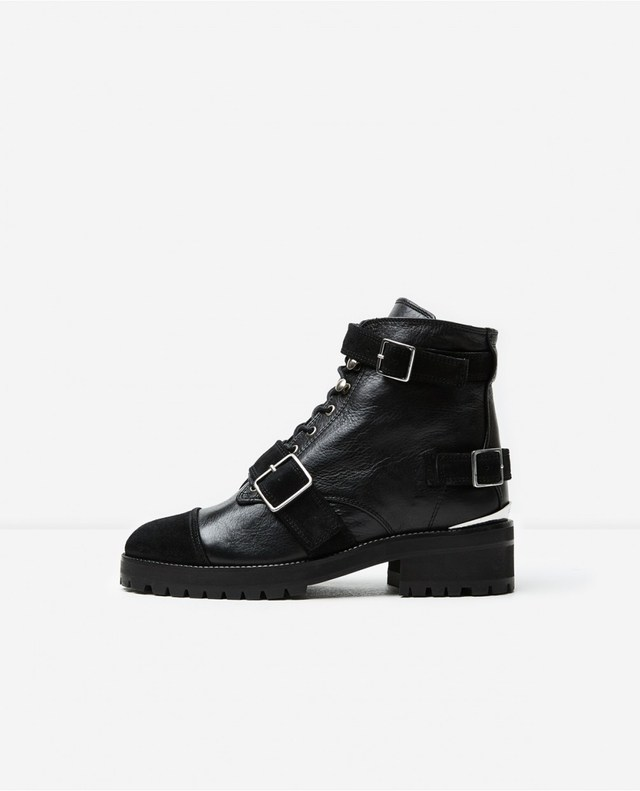 The Kooples Leather Ankle Boots free shipping discounts LSMd1di