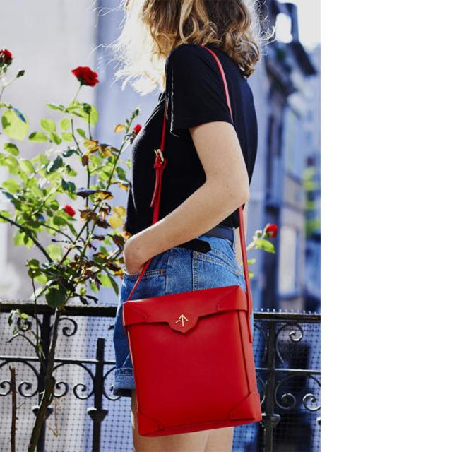 Manu Atelier Pristine crossbody bag Cheap Sale Get To Buy Free Shipping Great Deals New Arrival Cheap Price olnSNb4y