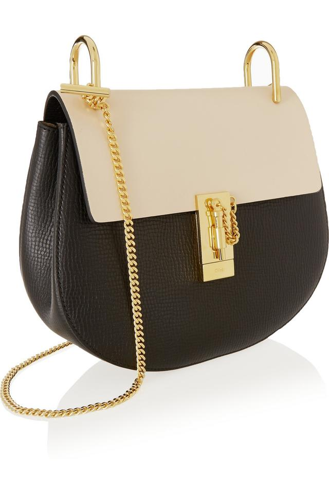 chloe purse prices - chloe drew textured-leather wallet, discount chloe bags