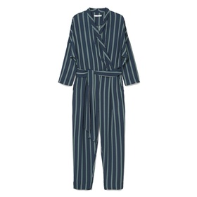 Printed Wrap Jumpsuit by Mango