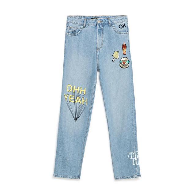 39 i am denim 39 collection mom fit jeans endource. Black Bedroom Furniture Sets. Home Design Ideas