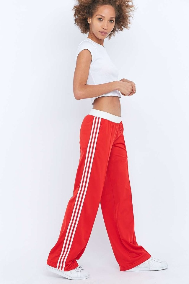 Sandra 1977 Red Tracksuit Bottoms Endource