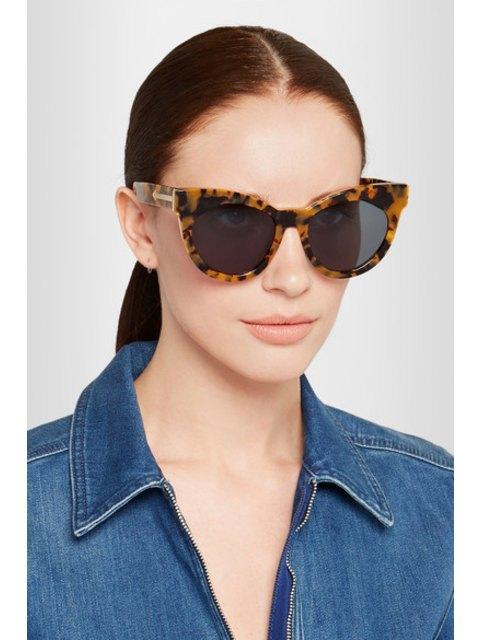 fd88f23e51a8 Starburst Cat Eye Sunglasses