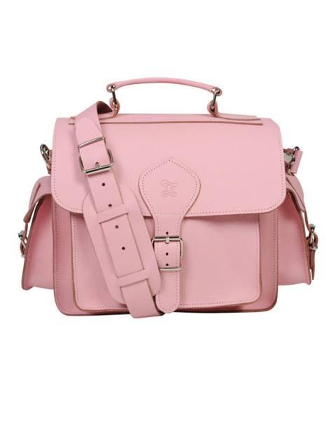 cc53d82b5f Leather Camera Bag