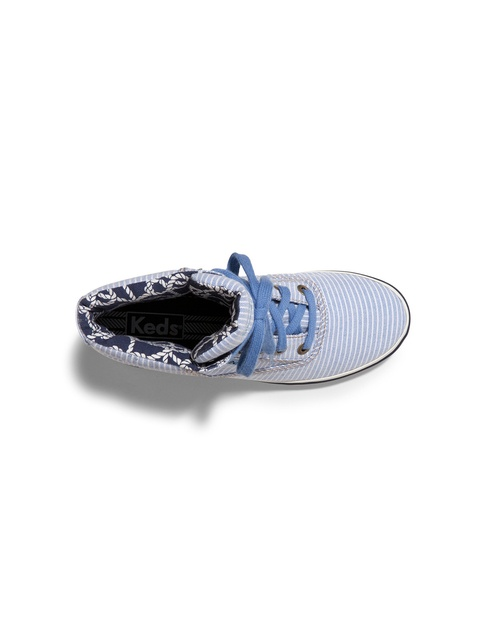 ef6c03d389c Rookie Wedge Chambray Stripe