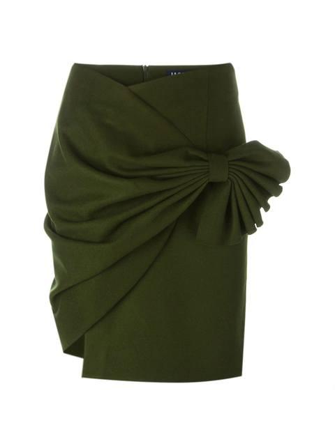 42c826f25 Draped Wrap Skirt | Endource