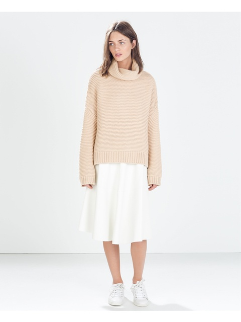0ec4cd529 High Neck Sweater