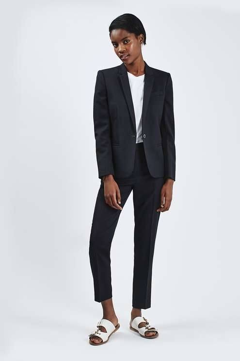 Fitted Suit Jacket | Endource