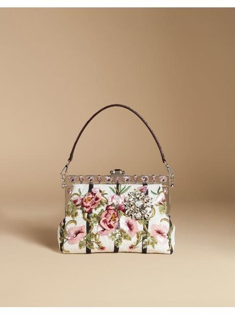 Vanda Embroidered Clutch Bag  f851dc31596