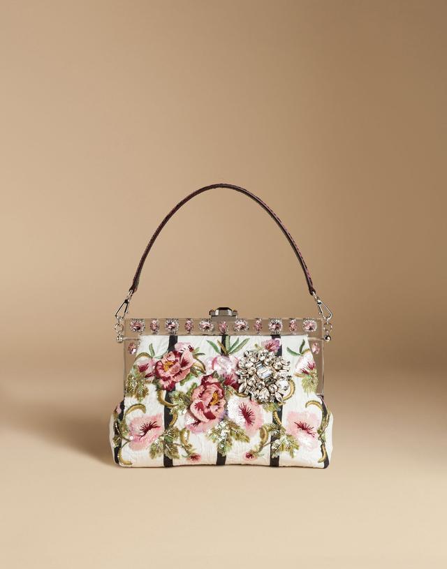 41286da4f7 Vanda Embroidered Clutch Bag
