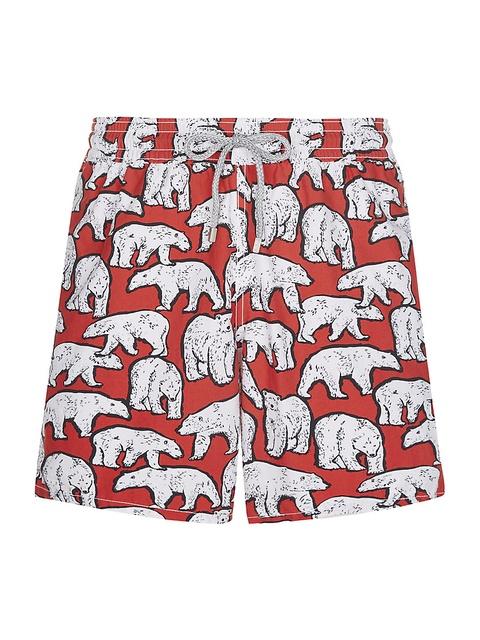 e9057f423d Moorea Polar Bear Swim Shorts | Endource