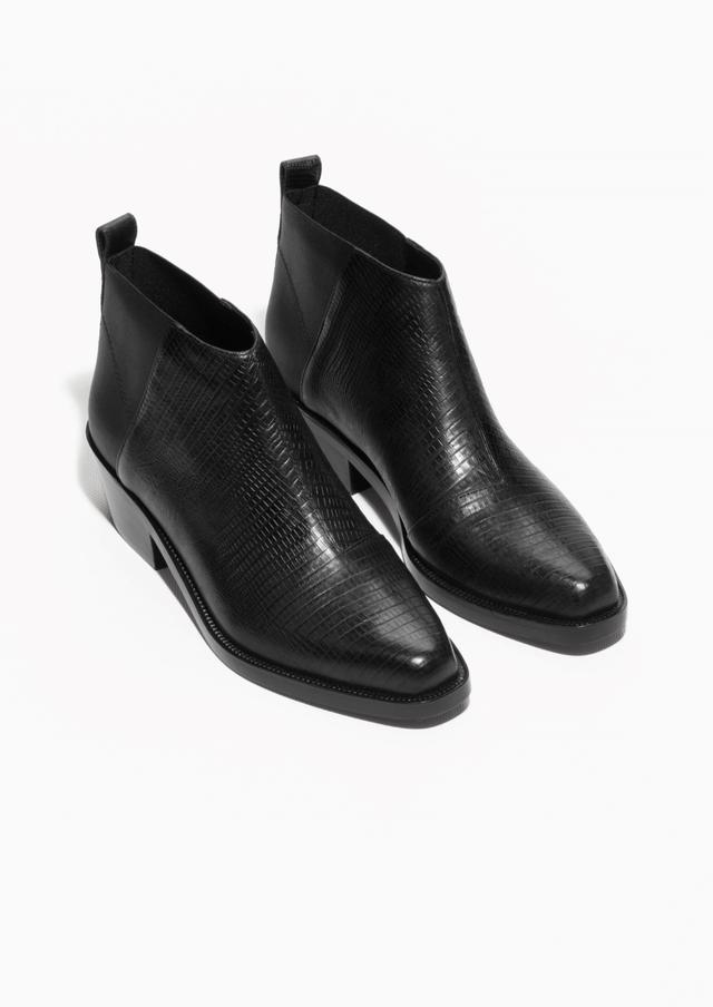 Low Cut Ankle Boots | Endource