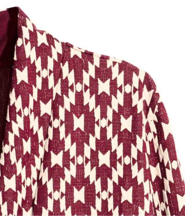 Jacquard-knit Cardigan by H&m