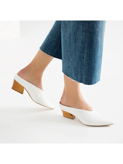 55ca47cdbe49 White Heels