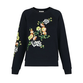 Aiko Floral Sweat by Whistles