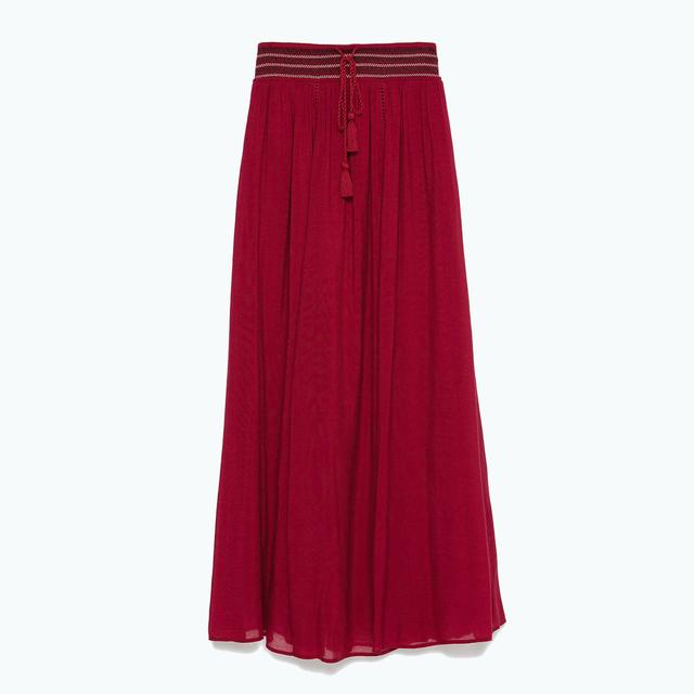 Flowing Maxi Skirt | Endource