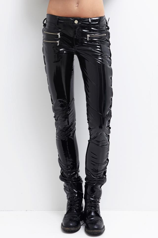 Black Pvc Trousers Endource