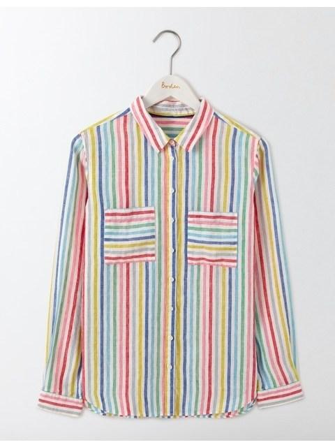 21d8ea994e The Linen Shirt | Endource