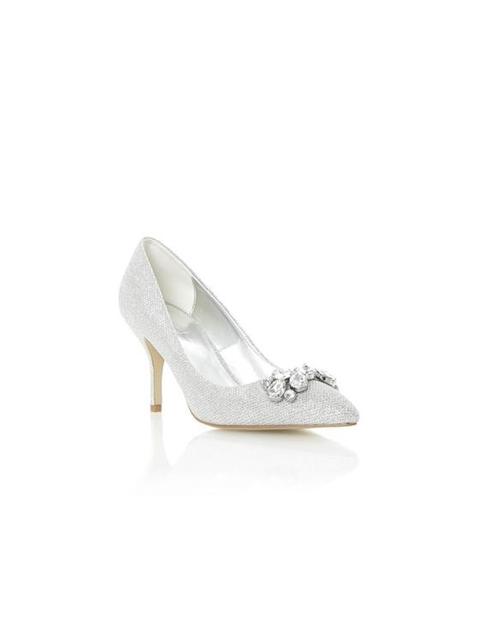 ee12a4a9a87 Jewel Embellished Court Shoe